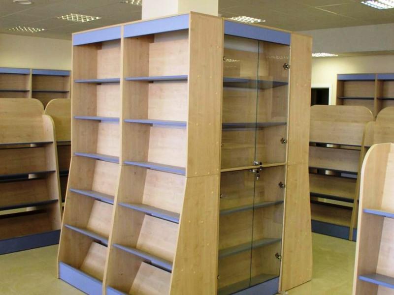 Торговая мебель-Торговая мебель «Модель 2»-фото4