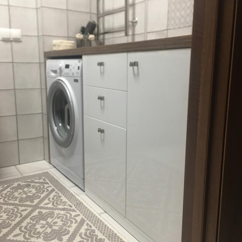 Мебель для ванной комнаты-Мебель для ванной «Модель 25»-фото1