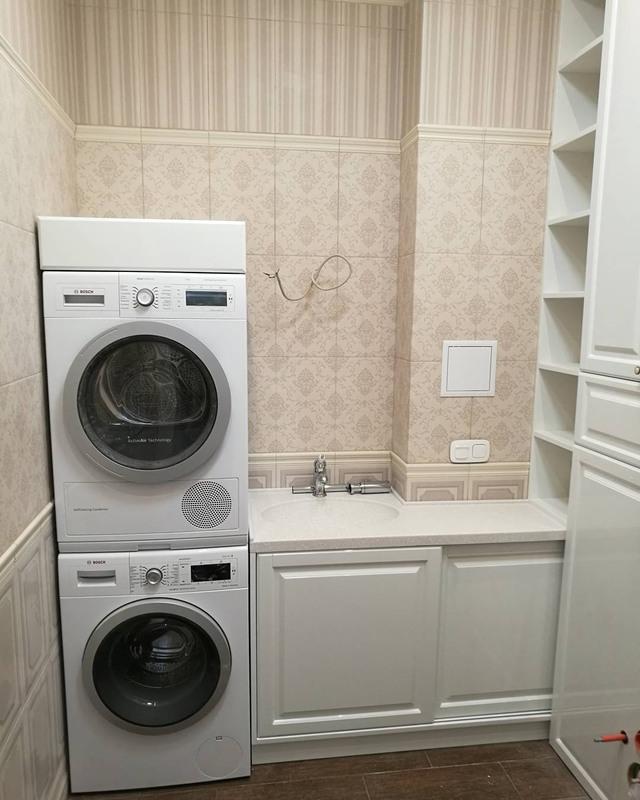 Мебель для ванной комнаты-Мебель для ванной «Модель 7»-фото2