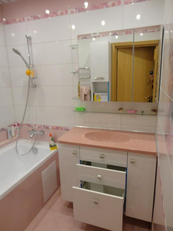 Мебель для ванной комнаты-Мебель для ванной «Модель 15»-фото3