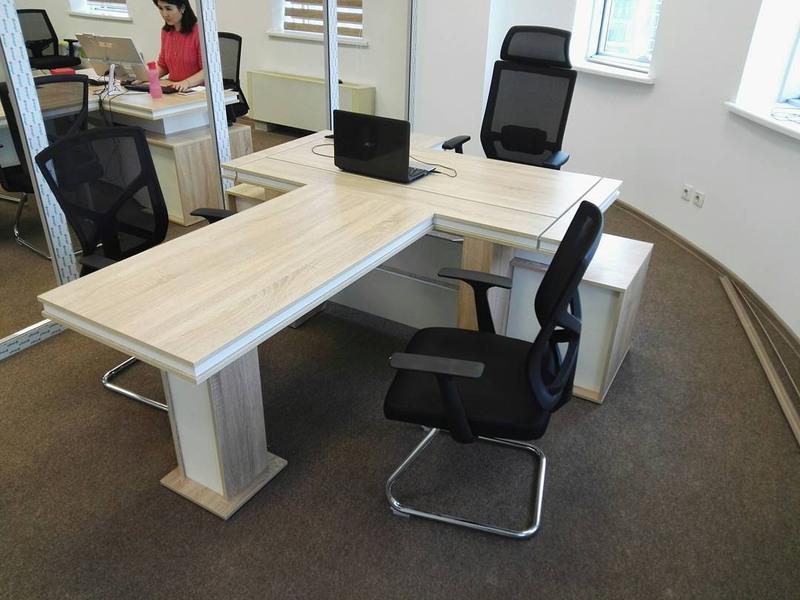 Офисная мебель-Офисная мебель «Модель 10»-фото4