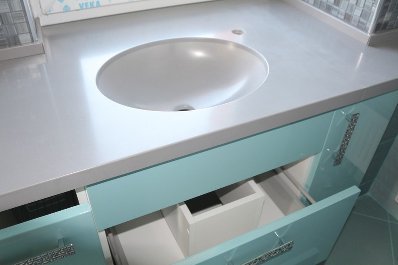 Мебель для ванной комнаты-Мебель для ванной «Модель 79»-фото2