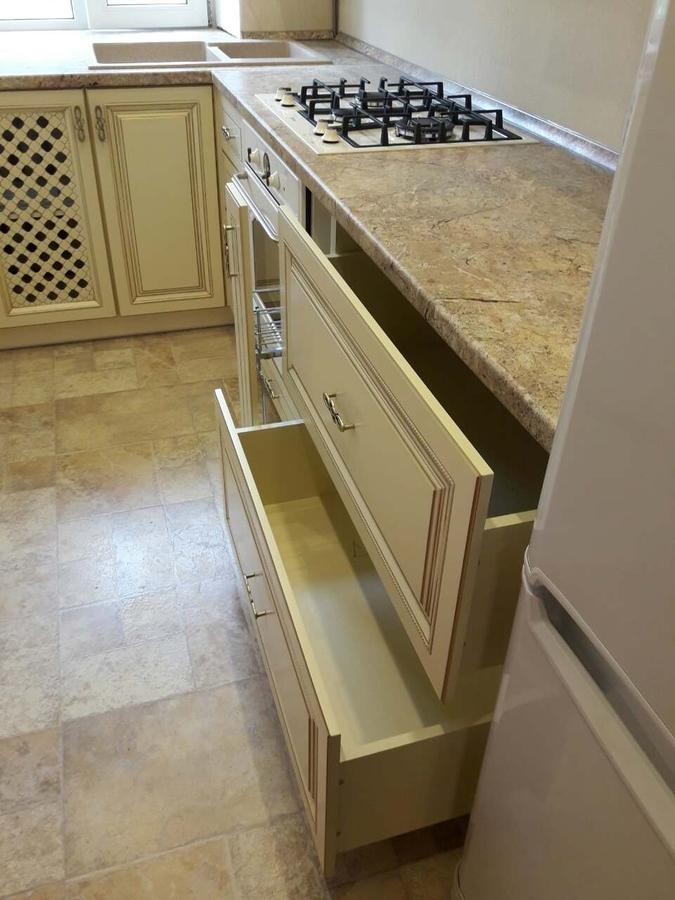 Белый кухонный гарнитур-Кухня «Модель 482»-фото10