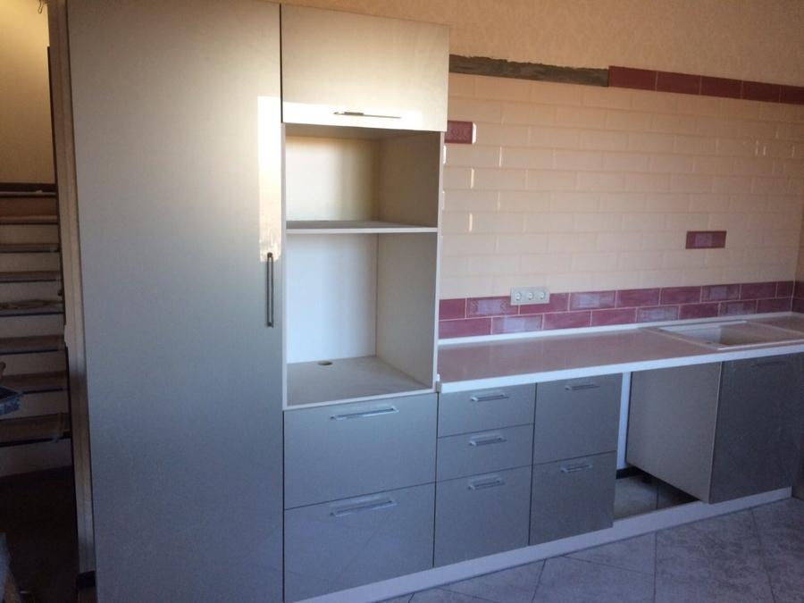 Глянцевые кухни-Кухня «Модель 480»-фото1