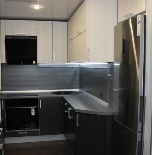 -Кухня МДФ в ПВХ «Модель 92»-фото26