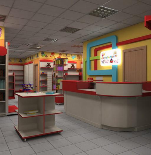 -Мебель для магазина «Модель 43»-фото1