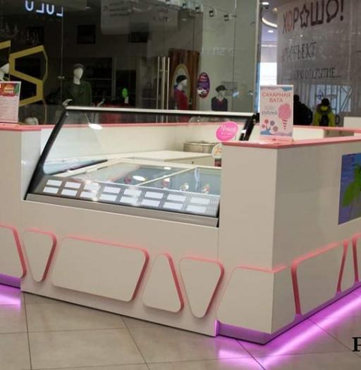 Торговая мебель-Торговый островок «Модель 230»-фото3