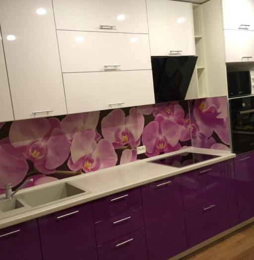 -Кухня из пластика «Модель 267»-фото25