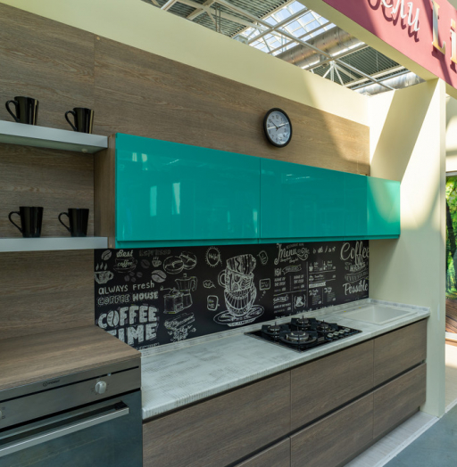 -Кухня МДФ в эмали «Модель 49»-фото25