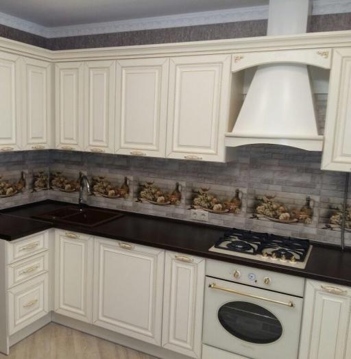 -Кухня МДФ в ПВХ «Модель 146»-фото4